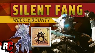 Destiny 2 | SILENT FANG Bounty Location and Walkthrough (Weekly Spider Bounty)