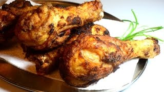 Deep Fried : Chinese Style : Five-spice Chicken Drumsticks