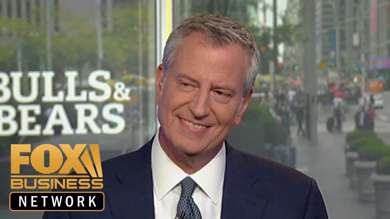 FOX News De Blasio on his plan to 'tax the hell' out of the wealthy