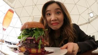 🍔 THE BIGGEST BURGER EVER 🍔