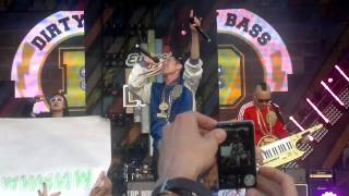 Europa Plus LIVE 2012 - Far East Movement - Turn up the love