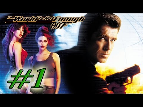 Прохождение James Bond 007 Quantum of Solace