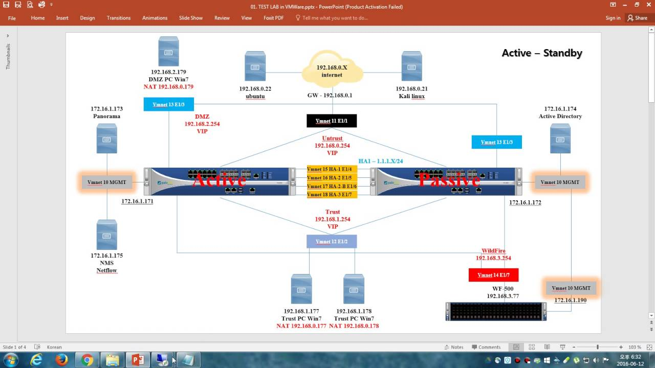 06  [PaloAlto Networks PAN-OS 7 1] Configuring NAT (PAT)