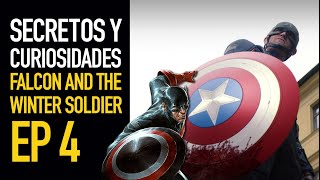 Falcon and the Winter Soldier Ep 4 I Secretos y curiosidades