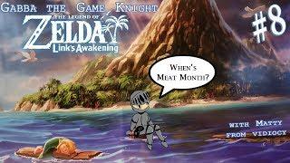 MEAT (BOY?)   Link's Awakening (Switch) #8   Zelda Month