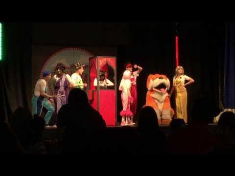 Skyline Gang Skegness February 2017 - Carnival Crazy - FULL SHOW!