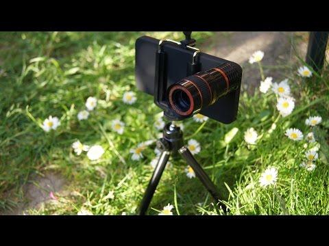 Camkix iPhone 5 Camera Lens Kit