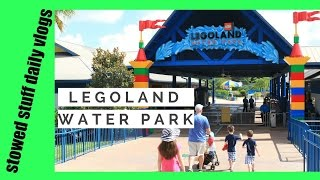 LEGOLAND FLORIDA WATERPARK REVIEW: AWESOME FAMILY VACATION VLOG!