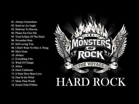 ACDC Iron Maiden Metallica Helloween - Heavy metal hard rock  compilation 2019