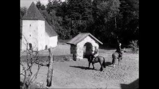 Surreal tic tac in Ingmar Bergman films - video essay