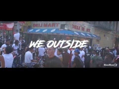 Download Nino Man - We Outside (Dir. By @BenjiFilmz)