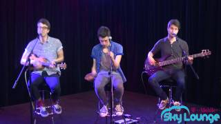 ajr in the t mobile skylounge growing old on bleecker street