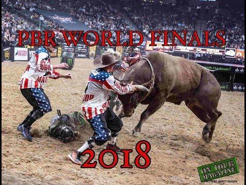PBR World Finals 2018 Day 1 Vlog