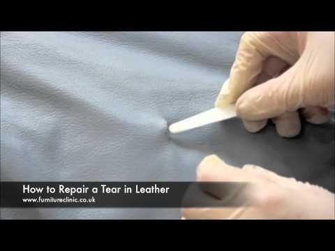 Repairing a Tear