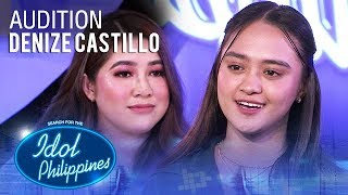 Denize Castillo - Himala | Idol Philippines Auditions 2019