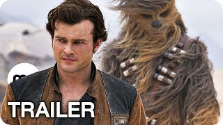 Solo: A Star Wars Story TV Spot & Trailer Deutsch German (2018)