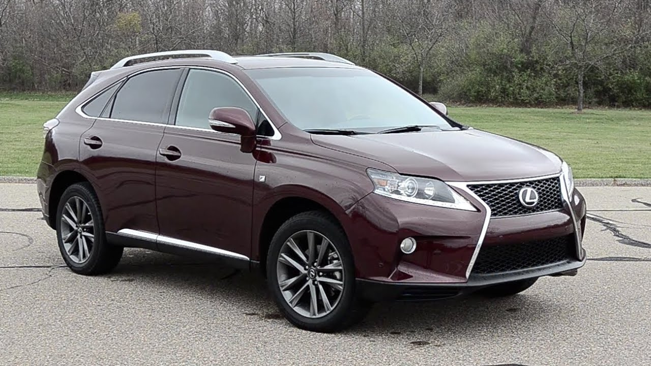 2013 lexus rx 350 f sport wr tv pov test drive youtube rh youtube com 2009 lexus es 350 repair manual 2009 lexus es 350 owners manual