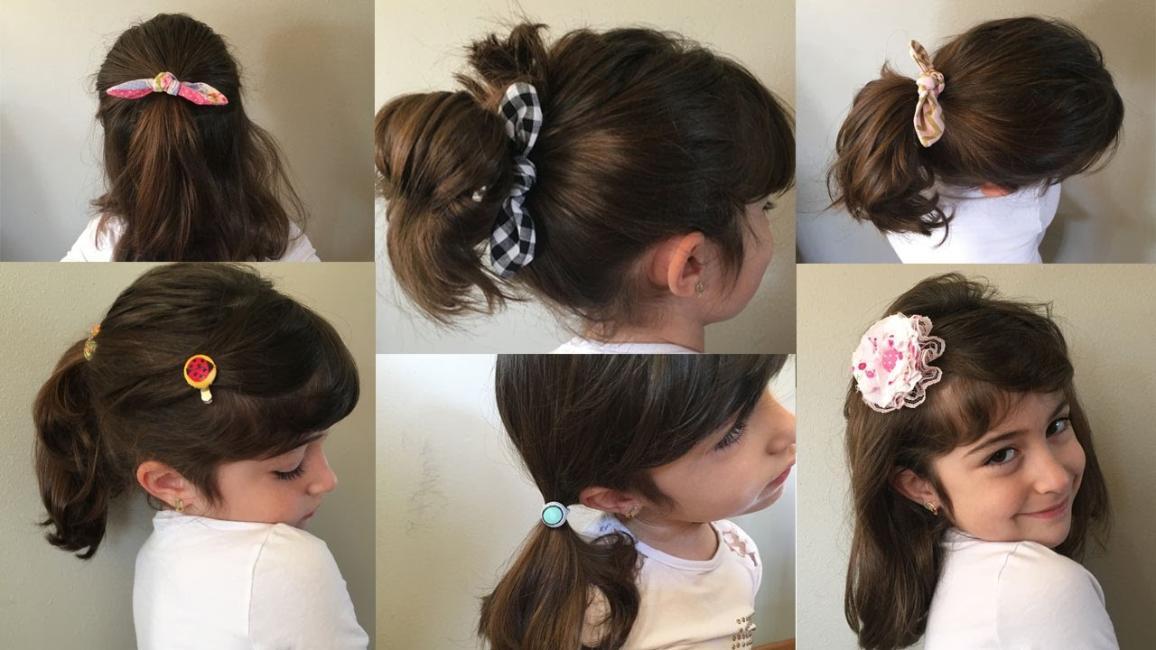 Covered button hair tie tutorial | Foto & Video