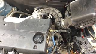 видео Замена охлаждающей жидкости ваз 2112 16 клапанов