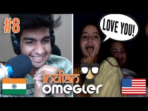IMPRESSING GIRLS IN OMEGLE! (Ep - 8) | Indian Omegler
