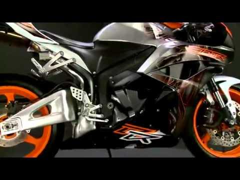 Honda cbr 600 rr 2012 - YouTube