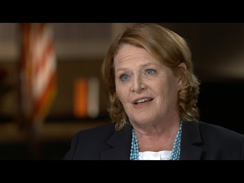 "Why Sen. Heidi Heitkamp voted ""no"" on Brett Kavanaugh"
