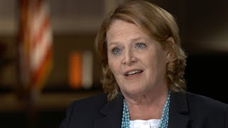 Why Sen. Heidi Heitkamp voted