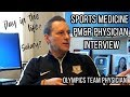 PM&R Sports Medicine Physician Interview (A Day In The Life, Physiatry Residency, Best Resources)