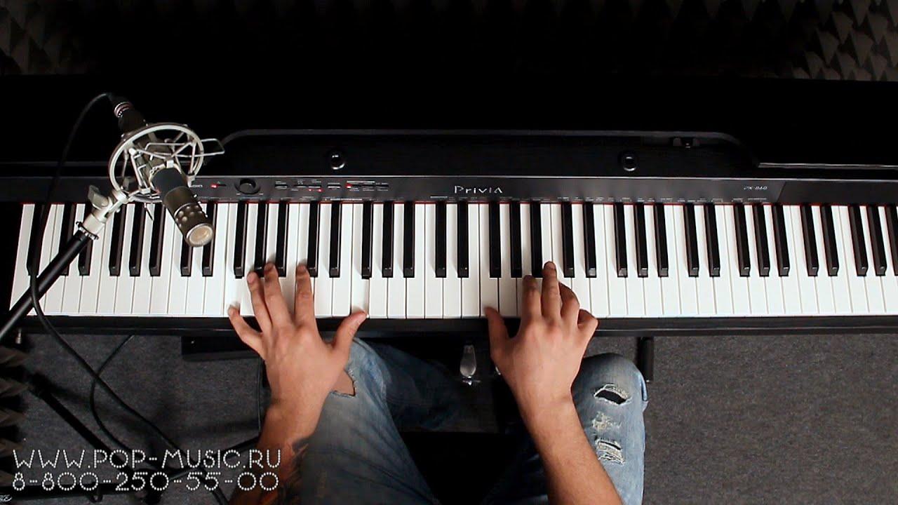 Privia digital pianos. Hammer action keyboard; dual headphone outputs. Px 560. Ebony and ivory feel keys; 5. 3