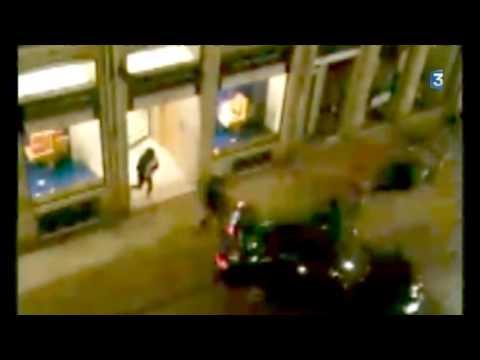 La boutique lilloise Louis Vuitton cambriolée vers 4h du matin, un riverain a tout filmé