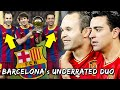 How Xavi and Iniesta Changed Football Forever