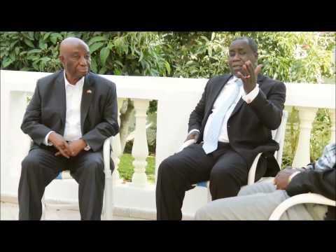 LIBERIAN EMBASSY RABAT: The Vice President, Hon. Joseph N. Boakai Visit