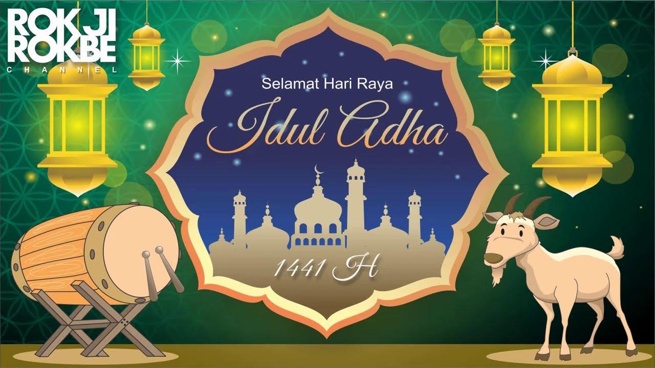 background ucapan selamat hari raya idul adha 1441 h raya idul adha 1441 h