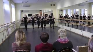 Народный танец (зачет) хореографическое отделение 2016