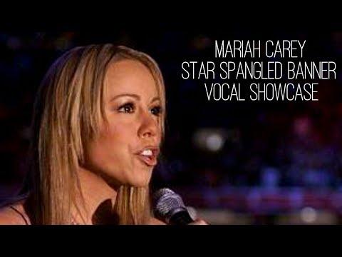 Mariah Carey Vocal Showcase: Star Spangled Banner