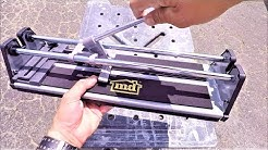 Testing the Cheapest Tile Cutter on AMAZON