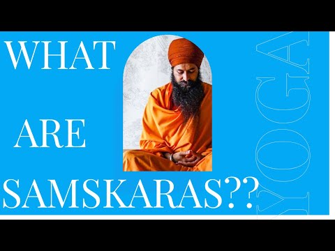#31 What are Samskaras with Yogi Amandeep Singh.