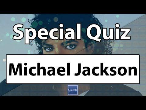 Michael Jackson Quiz   QuizMe