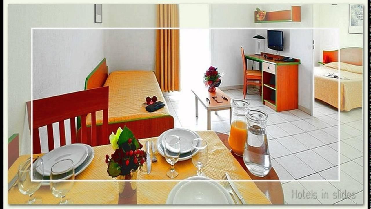 Aparthotel Adagio Access Nice Magnan Nice France