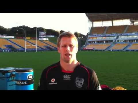 Download Michael Luck speaks about the Warriors v Broncos match in Brisbane