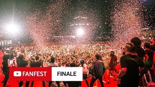Finale @ YouTube FanFest Mumbai 2018