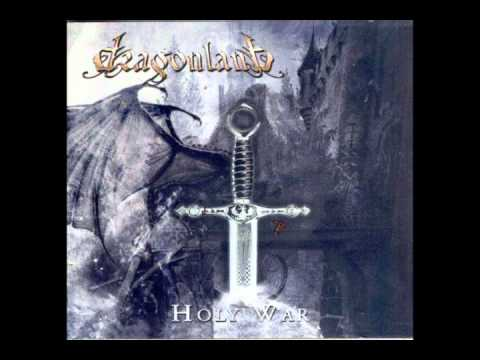 Dragonland- Holy War.