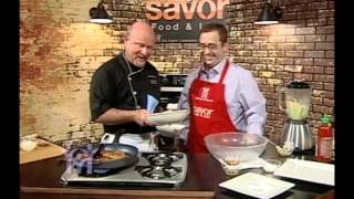 Savor Episode 18, 05/09/12, Famous Salmon Patties With Lemon Mustard Sauce