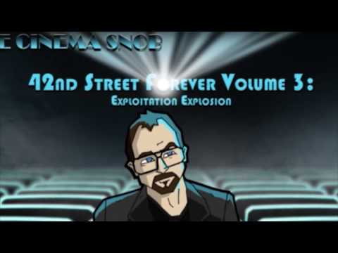 42nd Street Forever, Volume 3  Exploitation   The Cinema Snob