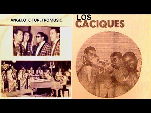 ORQUESTA LOS CACIQUES  -  NEGRA  ( Pedroza y sus Caciques )