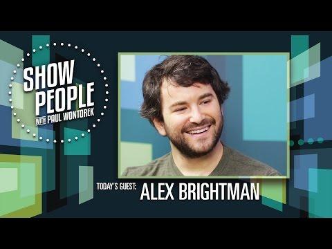 Show People with Paul Wontorek Full Interview: Alex Brightman of SCHOOL OF ROCK