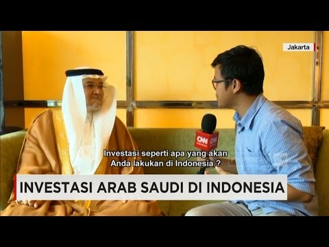 Nabil Al Kurashi, Investor Arab Saudi Anggota Rombongan Raja Salman