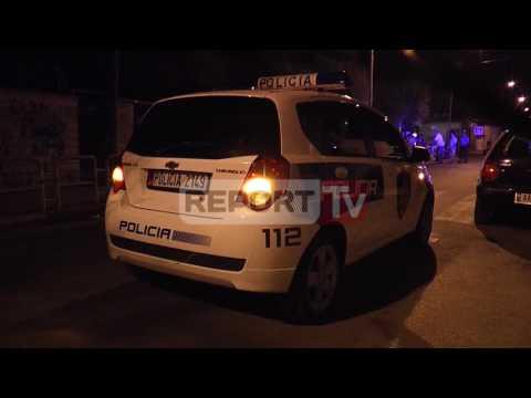 Report TV - Tiranë, atentat me armë zjarri ndaj të riut  26-vjeçar
