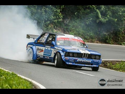 BWM E21 V8 Driftcar - Oliver Harsch - Ibergrennen 2014