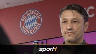 Jetzt doch: Kovac will neuen Spieler beim FC Bayern | SPORT1 - TRANSFERMARKT